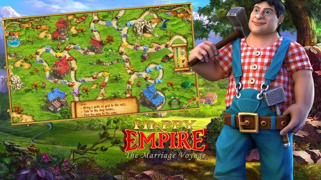 Happy Empire - The Marriage Voyage