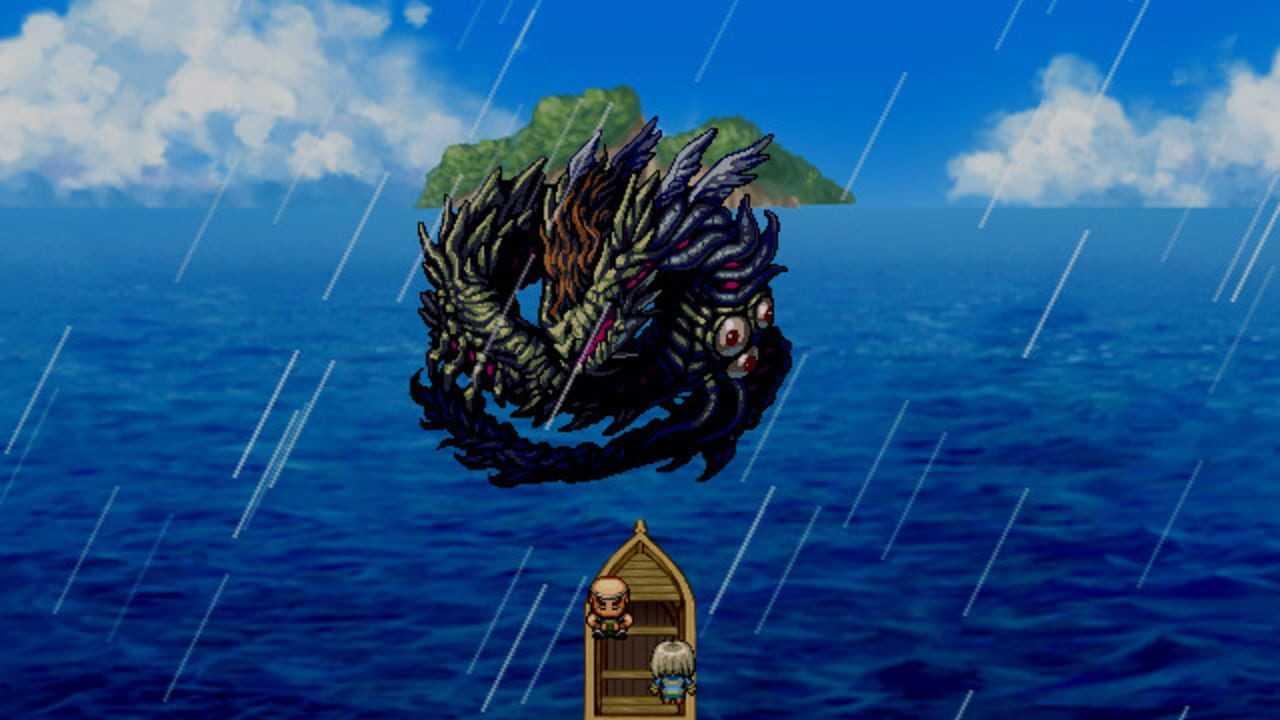 Leviathan ~A Survival RPG~
