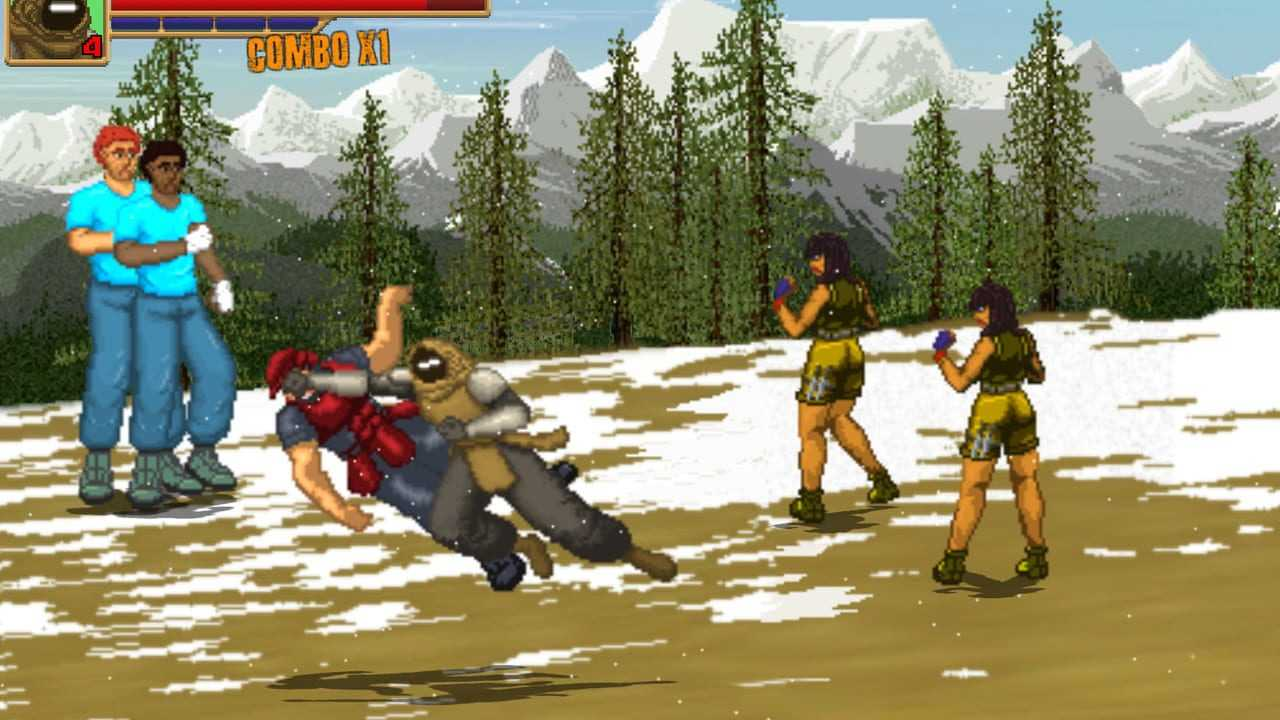 Just Beat Em Up : World of Fury
