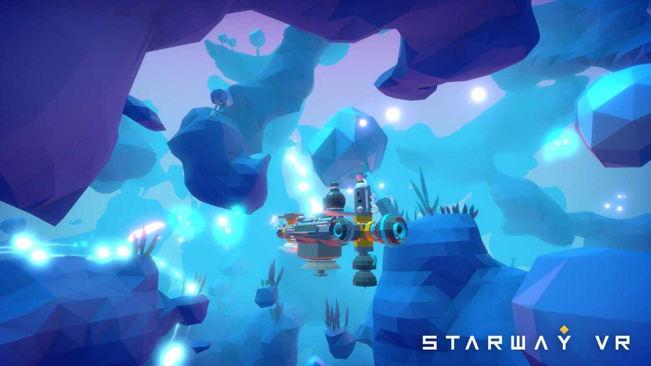 STARWAY VR Reviews, News, Descriptions, Walkthrough and