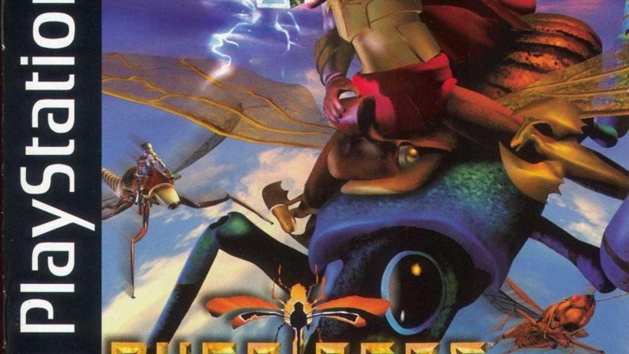 [DELETE-DUPLICATE]BugRiders: The Race of Kings