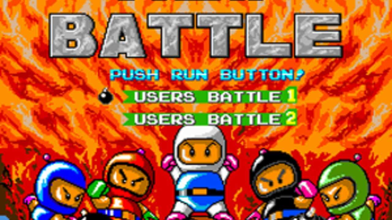 Bomberman: Users Battle