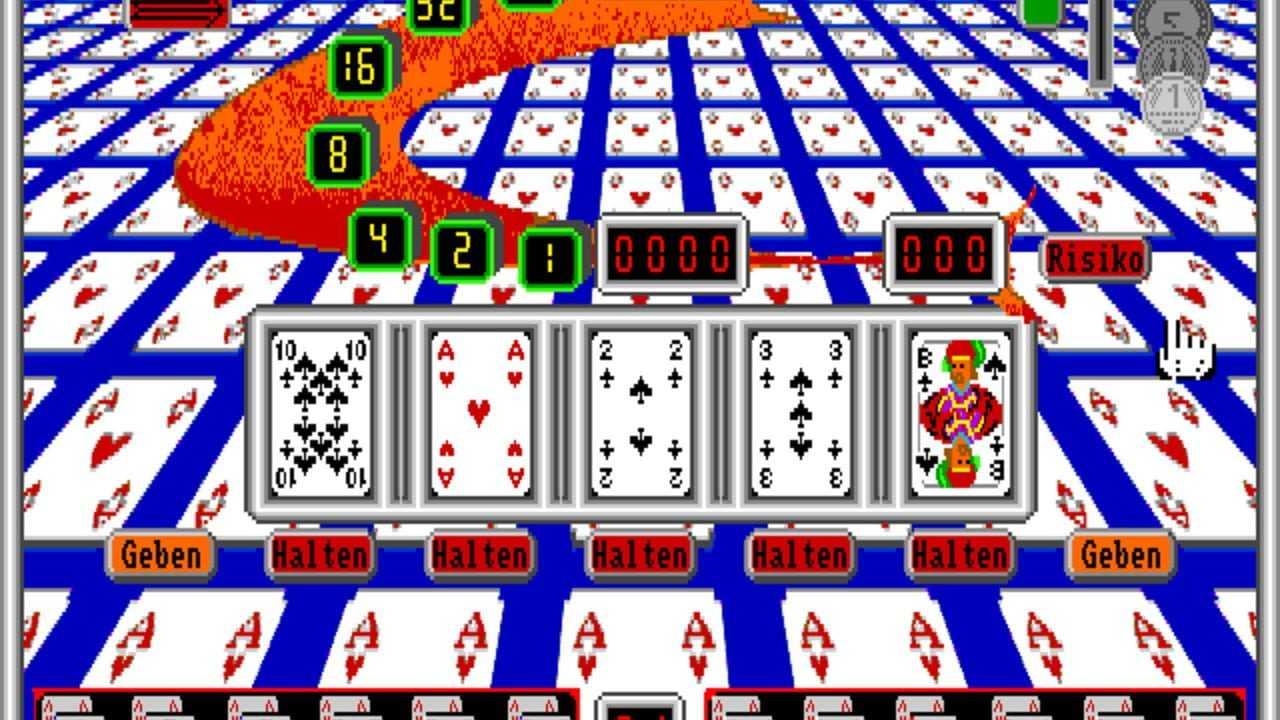 Amiga Poker