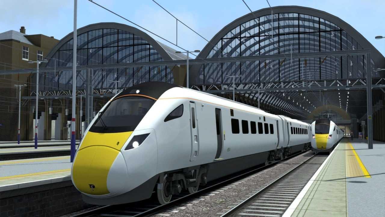 Train Simulator: East Coast Main Line London – Peterborough Route