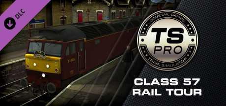 Train Simulator: Class 57 Rail Tour Loco Add-On