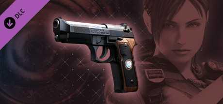 Resident Evil: Revelations Jill's Samurai Edge + Custom Part: