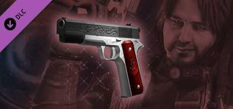 Resident Evil: Revelations Parker's Government Handgun + Custom Part:
