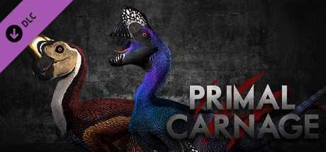 Primal Carnage - Oviraptor - Premium
