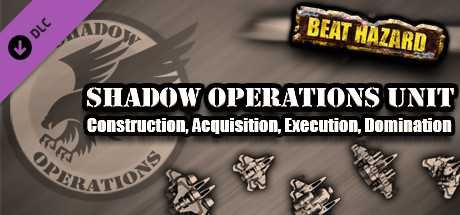 Beat Hazard - Shadow Operations Unit