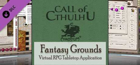 Fantasy Grounds - Call of Cthulhu Ruleset