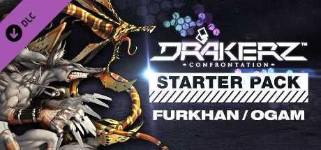 DRAKERZ-Confrontation : virtual STARTER pack FURKHAN + OGAM