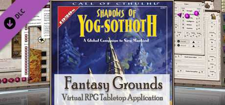 Fantasy Grounds - Call of Cthulhu: Shadows of Yog-Sothoth