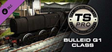 Train Simulator: Bulleid Q1 Class Loco Add-On