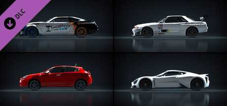 GRID Autosport - Road & Track Car Pack