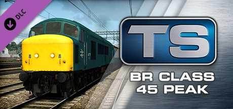 Train Simulator: BR Class 45 'Peak' Loco Add-On