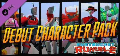 Rustbucket Rumble Debut Character Pack