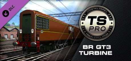 Train Simulator: BR GT3 Turbine Loco Add-On