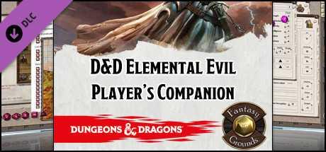 Fantasy Grounds - D&D Elemental Evil Player's Companion