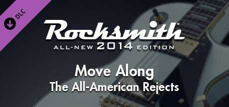 """Rocksmith 2014 – The All-American Rejects - """"Move Along"""""""