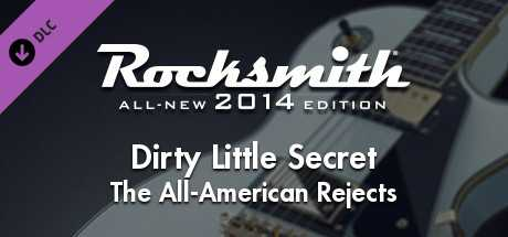 """Rocksmith 2014 – The All-American Rejects - """"Dirty Little Secret"""""""