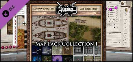 Fantasy Grounds - AAW Map Pack Vol 1