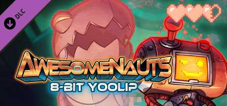 Awesomenauts - 8-Bit Yoolip Skin