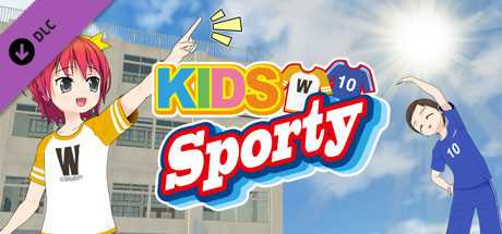 ComiPo!: Kids Sporty