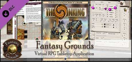 Fantasy Grounds - The Sinking: Complete Serial - PFRPG