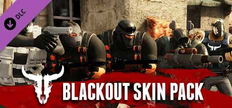 TASTEE: Lethal Tactics - Blackout Skin Pack
