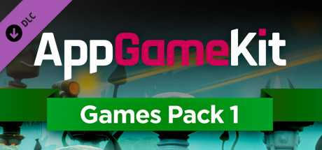 AppGameKit - Games Pack 1