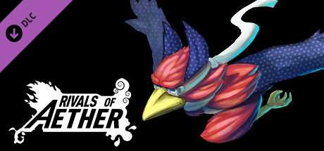 Rivals of Aether: Spangled Wrastor