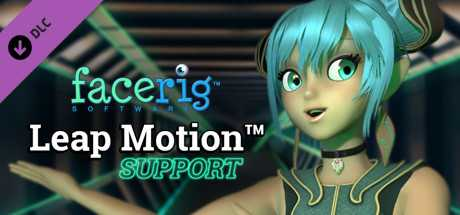 FaceRig support for Leap Motion Controller
