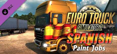 Euro Truck Simulator 2 - Spanish Paint Jobs Pack