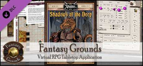 Fantasy Grounds - 3.5E/PFRPG: B21: Shadows of the Deep