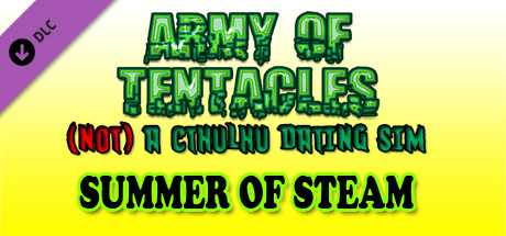 Army of Tentacles: Summer of Steam Items