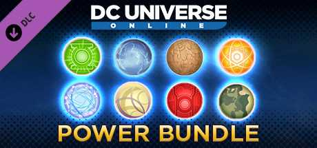 DC Universe Online - Power Bundle (2016)