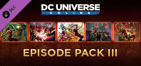 DC Universe Online - Episode Pack III