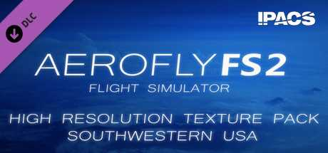 Aerofly FS 2 - High Resolution Texture Pack for Southwestern USA (Free DLC)