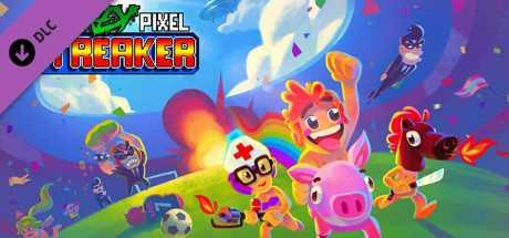 Crazy Pixel Streaker - Official OST