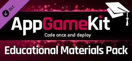 AppGameKit - Educational Materials Pack