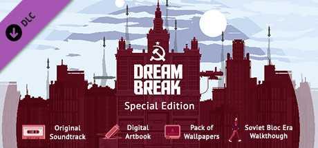 DreamBreak - Soviet Bloc Edition Content