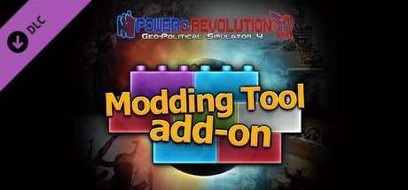 Modding Tool Add-on - Power & Revolution DLC