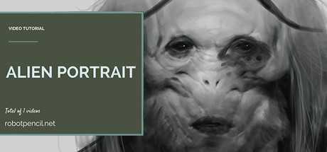 Robotpencil Presents: Alien Portrait