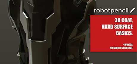 Robotpencil Presents: 3D Coat, Hard Surface Basics
