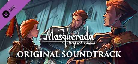 Masquerada: Songs and Shadows - Original Soundtrack