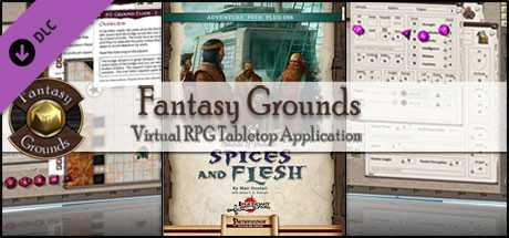 Fantasy Grounds - Islands of Plunder: Spices and Flesh (PFRPG)