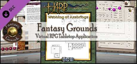 Fantasy Grounds - A Wedding at Axebridge (RMC)