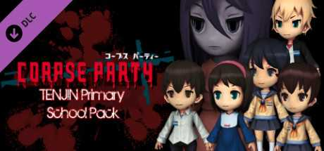Corpse Party Tenjin Primary School Pack