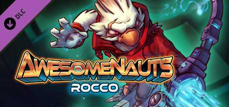 Rocco - Awesomenauts Character
