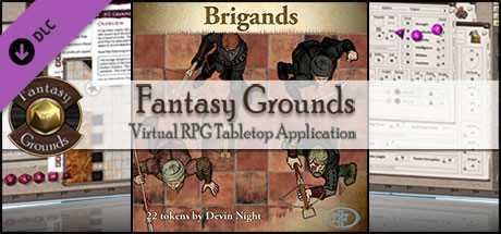 Fantasy Grounds - Brigands (Token Pack)